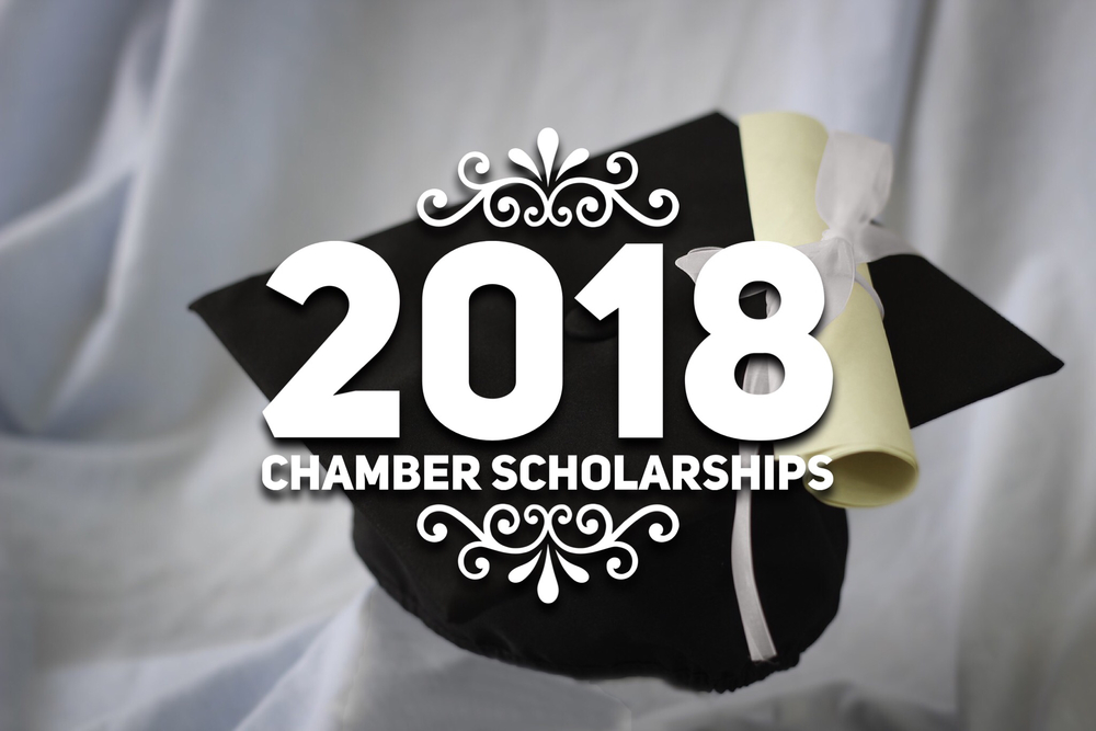Chamber Scholarship Applications Now Available
