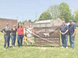 Garrettsville Farmers' Market Takes Root on Buckeye Block