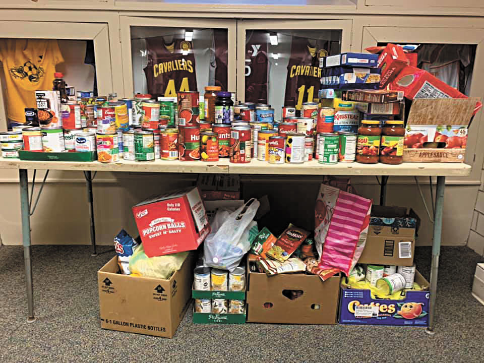 NGCC Food Pantry Celebrates a Season for Giving Thanks