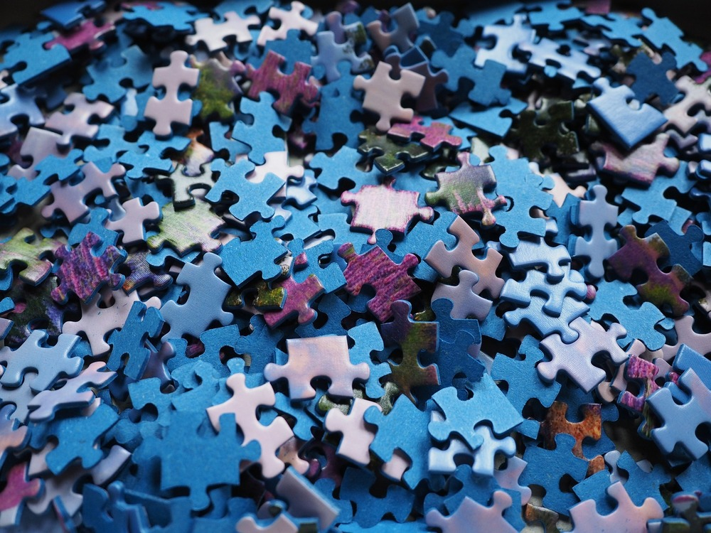 Puzzle Swap at the Garrettsville Library