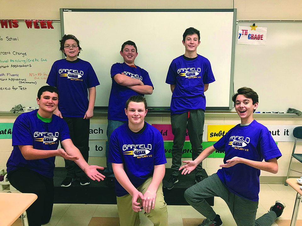 Garfield Lego Teams Compete In Regional Competition