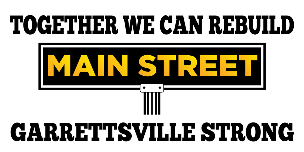 State of the #GarrettsvilleStrong Fund