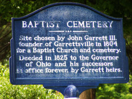 Garrettsville Cemetery Association News