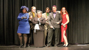 "Curtains Up Brings ""Clue"" to the Stage"