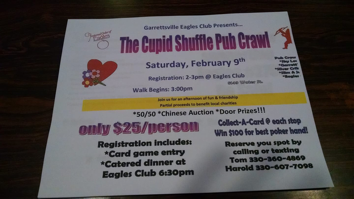 Cupid Pub Crawl